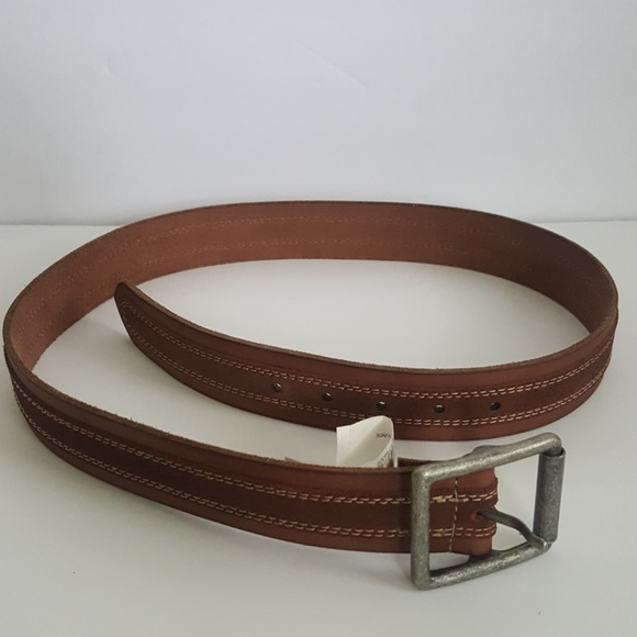 Lucky Brand Other - New Lucky Brand Brown Leather Belt